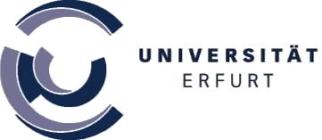 Logo UNI Erfurt
