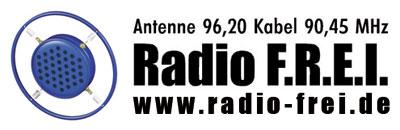 Logo Radio F.R.E.I