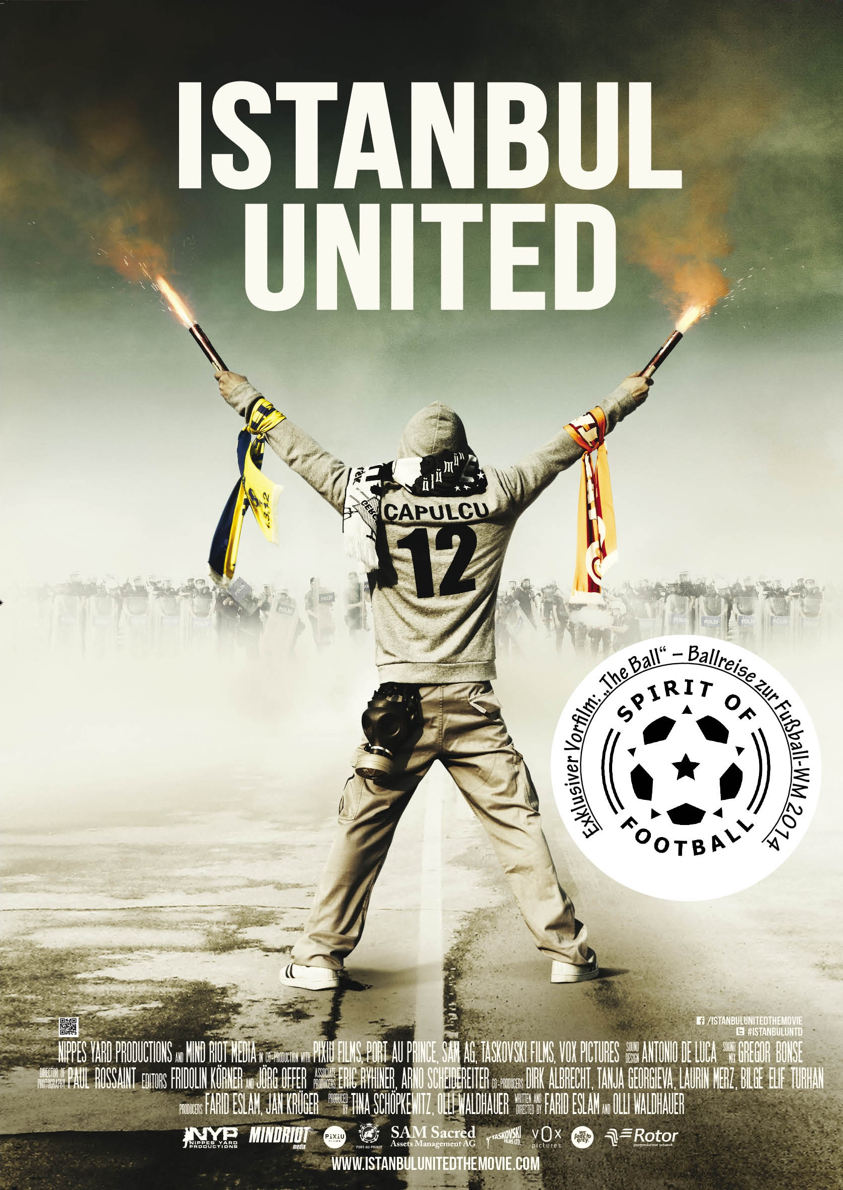 Filmposter Istanbul United