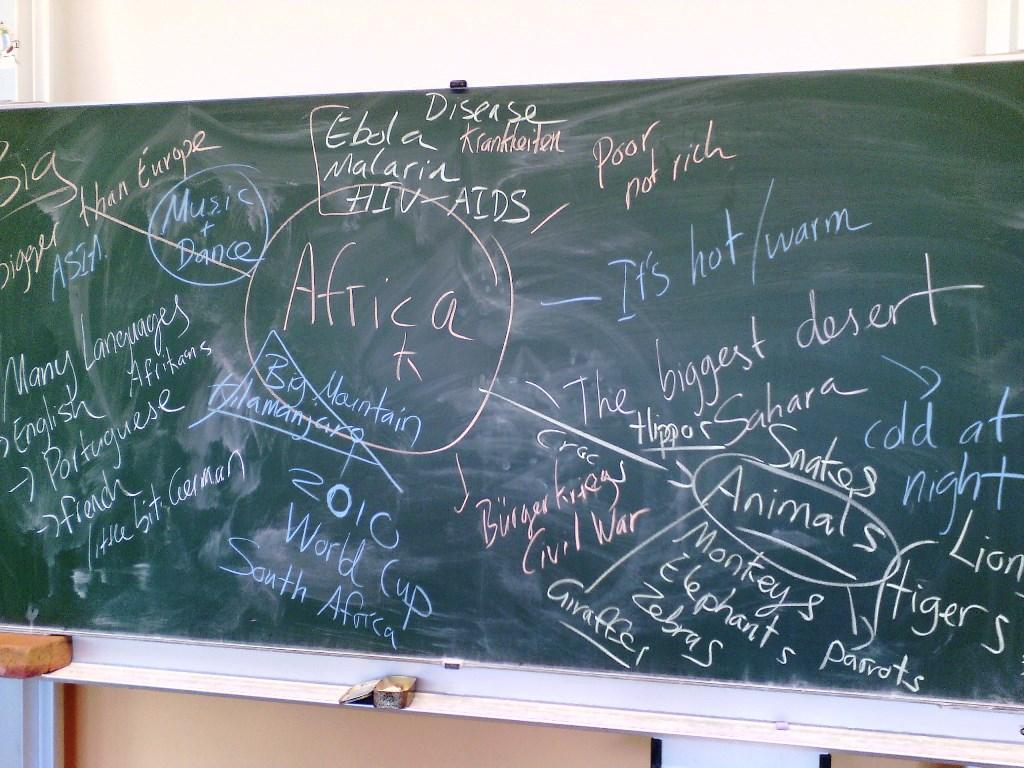 Mittwoch: Themenschwerpunkt Ballreise 2010 nach Südafrika. Foto: SoF