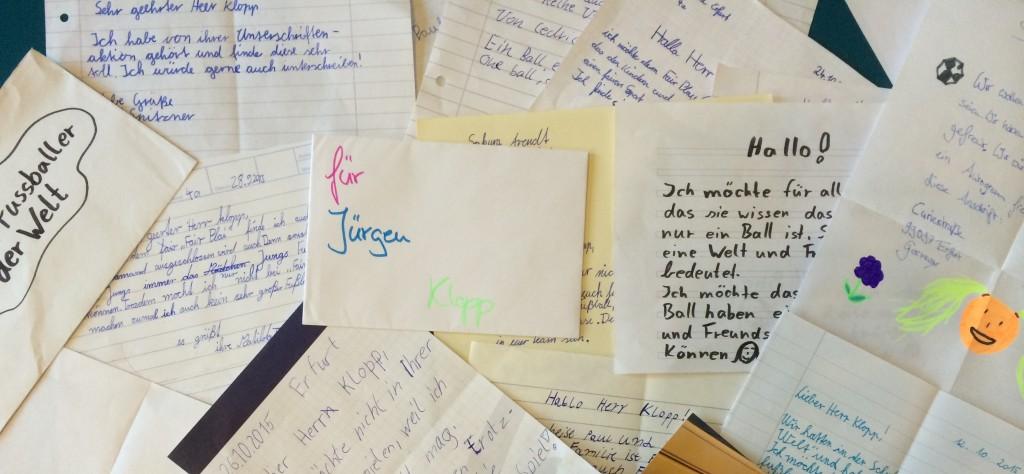 Briefe an Jürgen Klopp