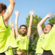 Deutsche Sportjugend, DOSB, Stiftung Leuchtfeuer, FSV Harz04, Spirit of Football, Ein Ball, Unsere Menschlichkeit