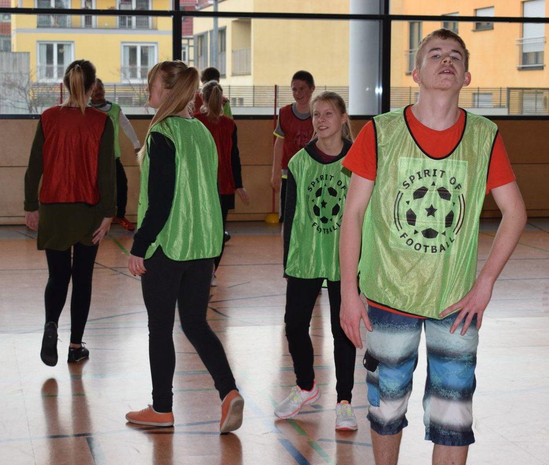Spirit of Fair-halten?! - Ausgrenzung und Inclusion spielerisch erlernen an der Wiebeckschule Bad Langensalza