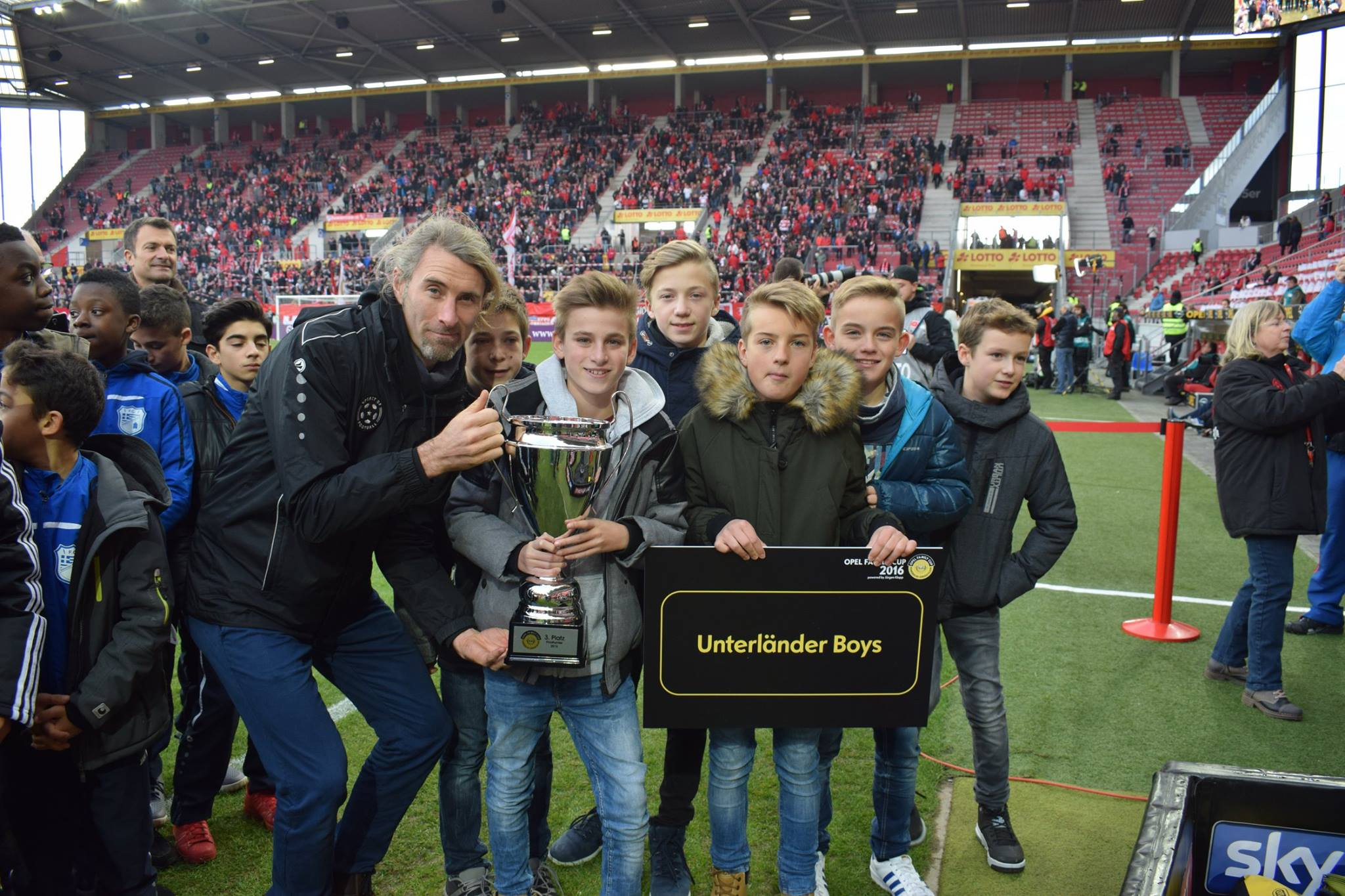 Opel Family Cup Finale 2016
