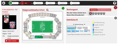Ticket RWE FSV
