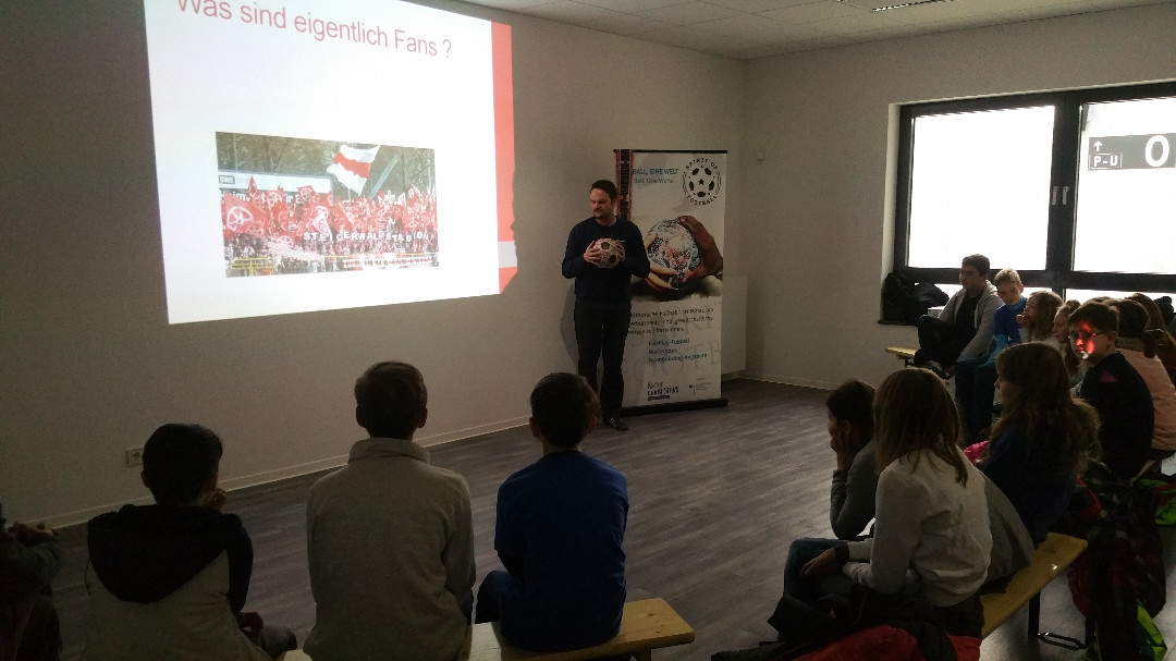 FairPlay-Fan-Workshop im Steigerwaldstadion