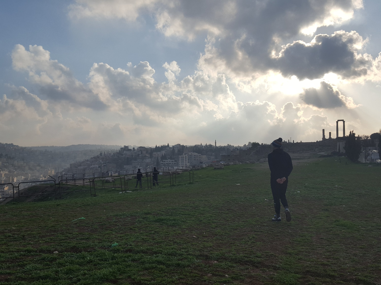 Erste Eindrücke von Jordanien & der Hauptstadt Amman