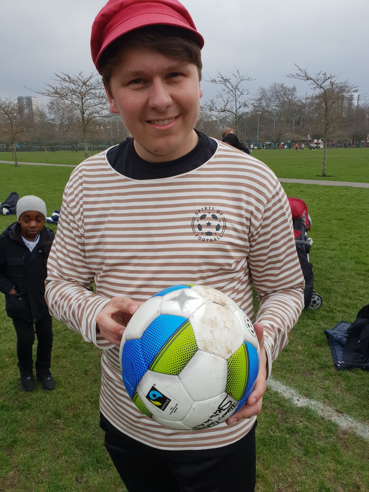 Ballträger Benni und sein bester Freund