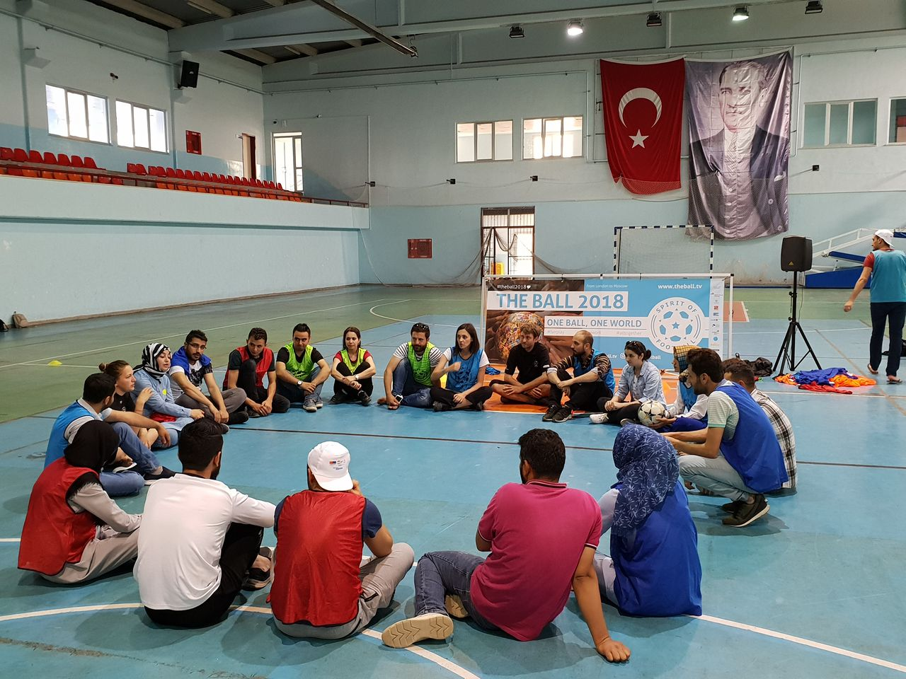 Training the Trainers in Gaziantep