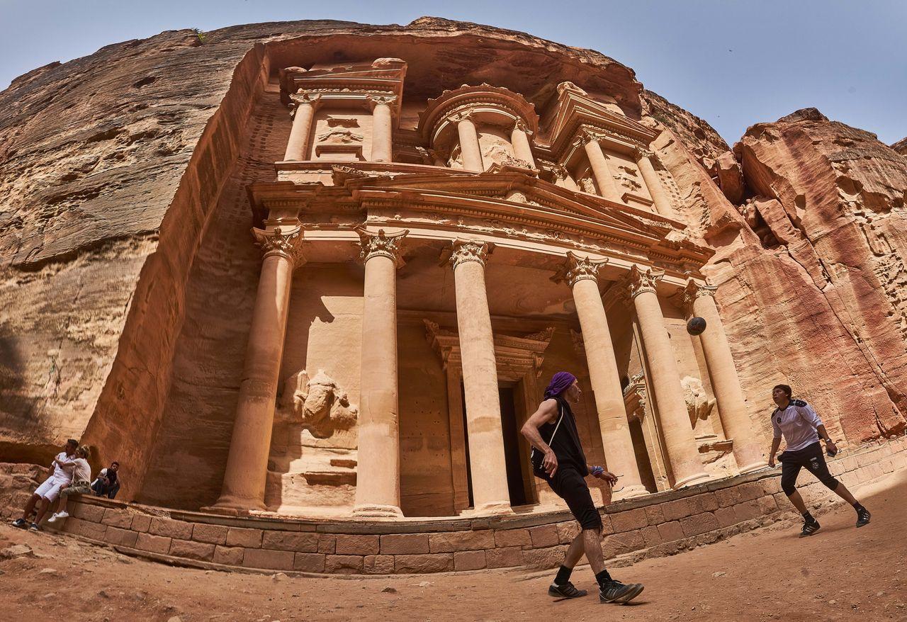 Ruinenstadt Petra