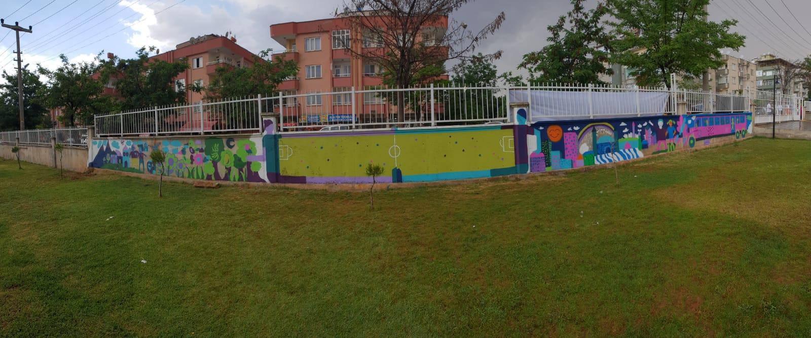 Graffito in Gaziantep
