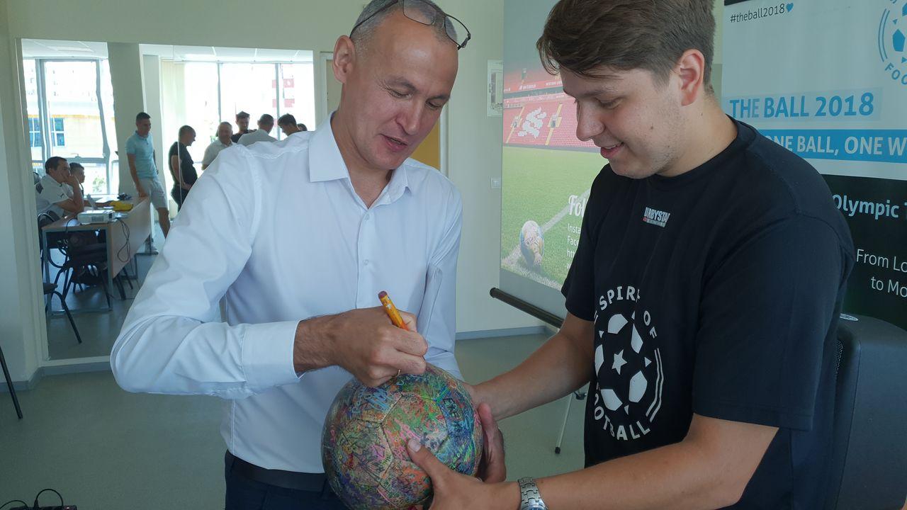 Vizepräsident des tatarischen Fußballverbandes