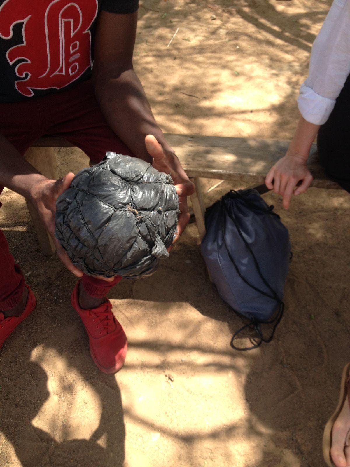 Spirit of Football in Malawi: Foto: Patrick Föllmer