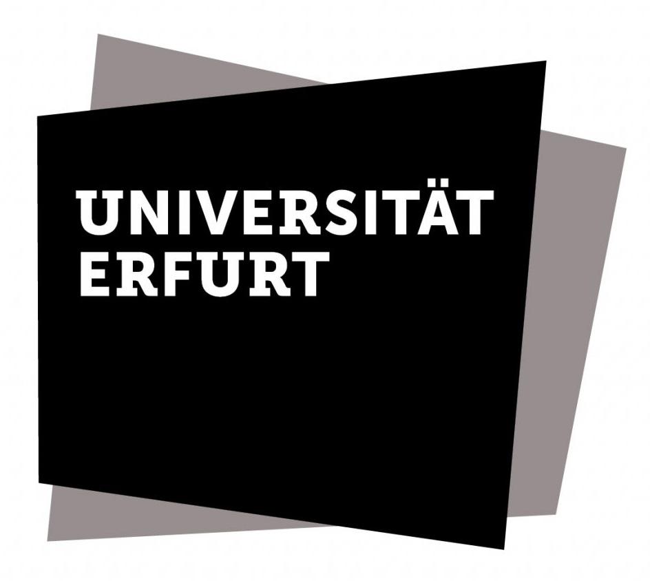 uni erfurt logo neu