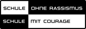 Logo Schule ohne Rassismus, Schule mit Courage