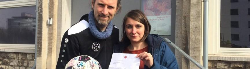 Modellprojekt Flucht und Asyl Topf & Söhne