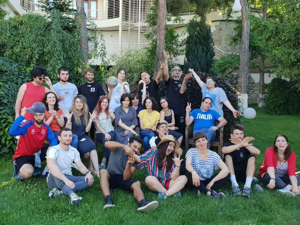 Alle Trainer in Tblisi