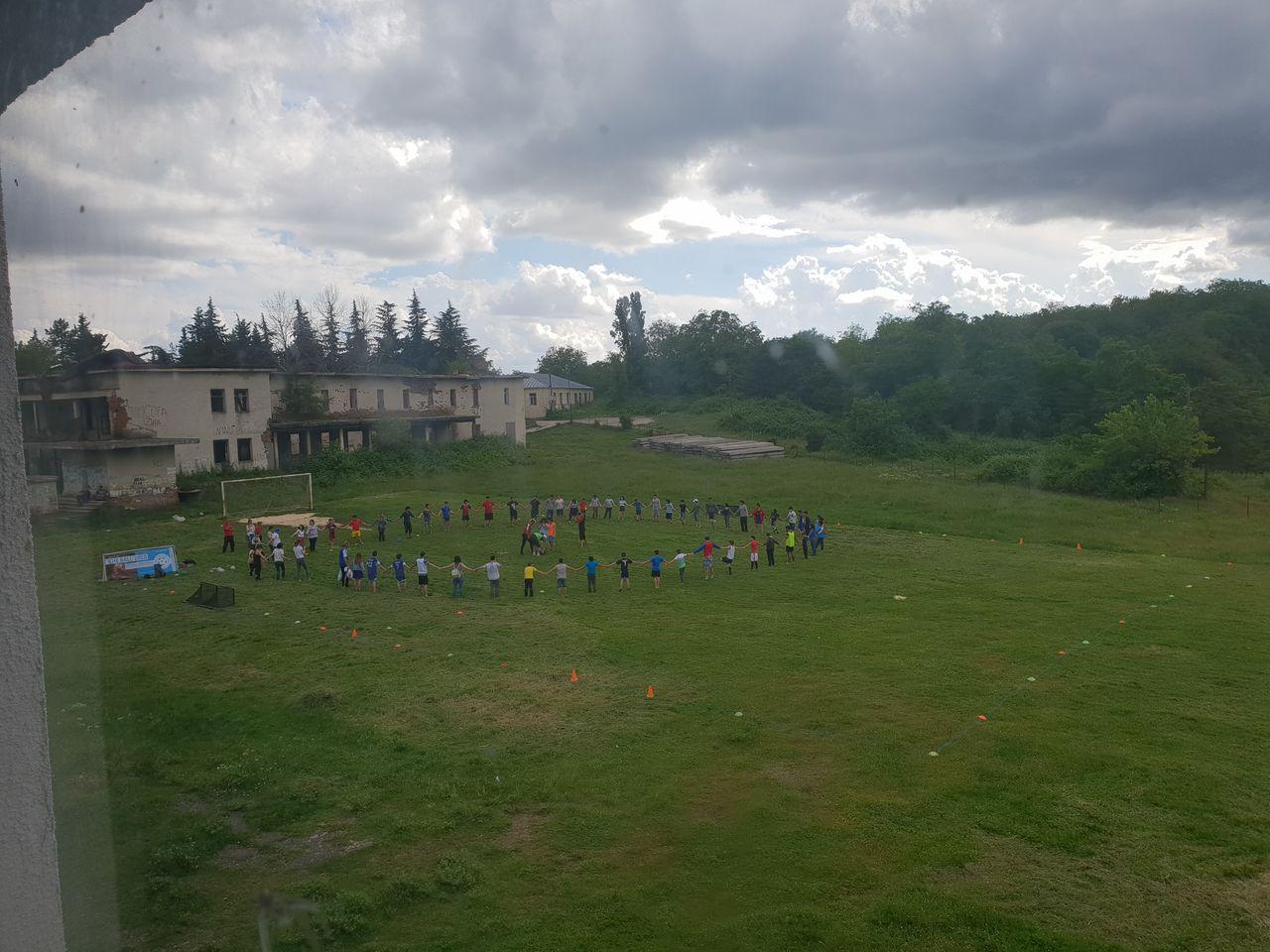 Fair play Workshop in Nukriani